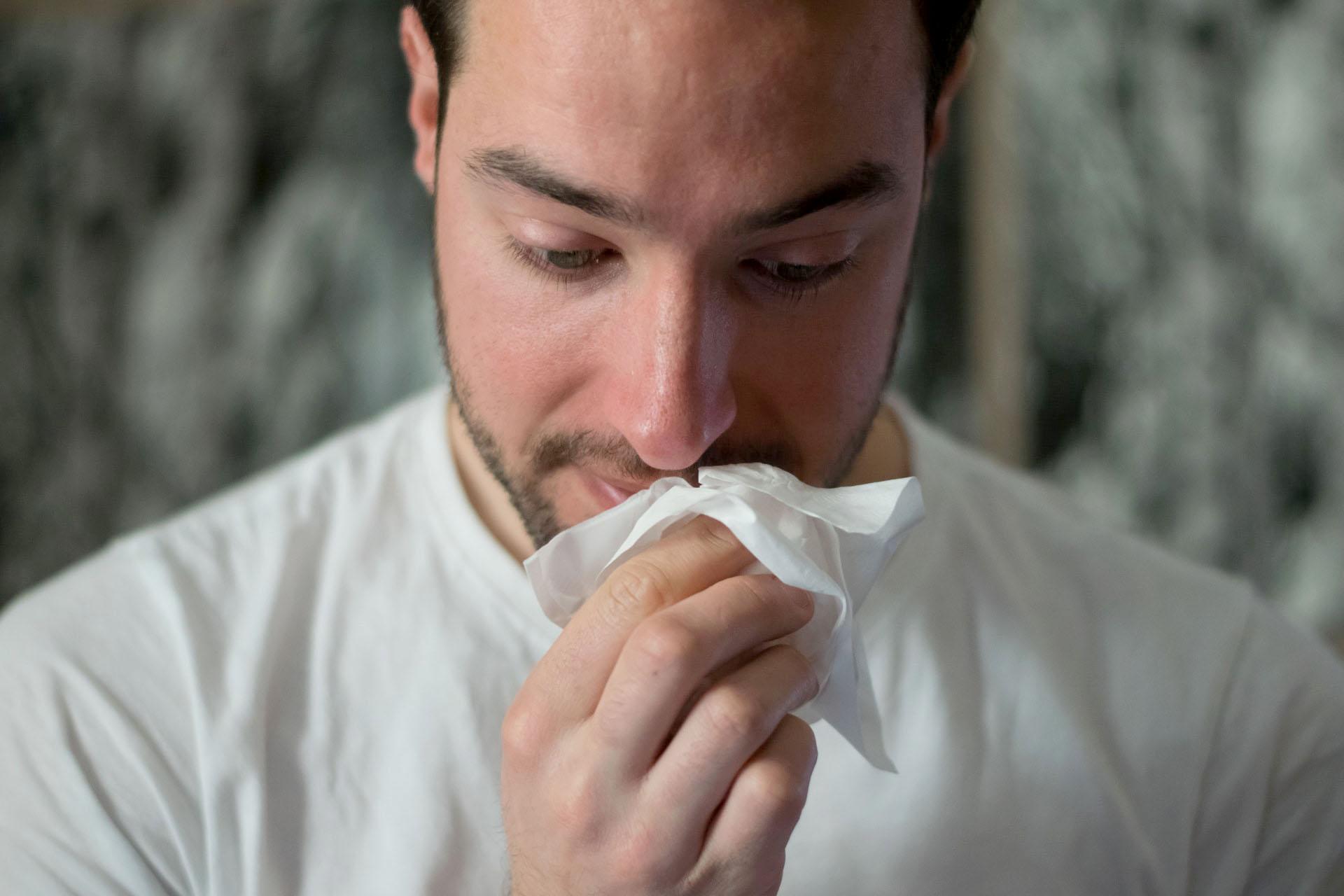 Akupunktur kan ofte have en gavnlig virkning ved allergi og høfeber